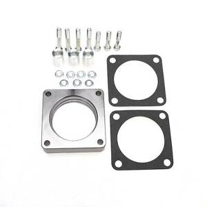 4 Bolt Throttle Body Spacer For Jeep Tj Lj Yj Xj Mj 4 0l 2 5l Engine Tbs01