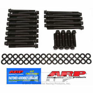 Arp Head Bolt Kit 135 3710 Bb Chevy Mark Iv Block W Edelbrock Heads