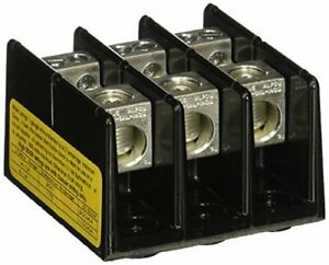 Cooper Bussmann 16220 3 Power Terminal Block pack Of 24