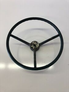 Ford Truck 3 Spoke Steering Wheel Oem 1965 1966 1967 1968 1969 F100 F250 F350