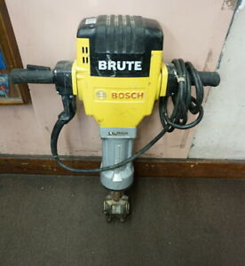 Bosch Electric Jack Hammer Model 3 611 Coa Used Tested Free Shipping