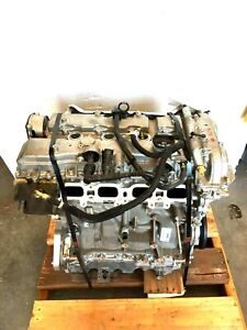 2016 2018 Diesel Gas Engine Motor Assembly 2 5l 4 Cylinder Chevy Impala Oem
