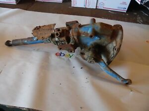 Ford 600 Gas Farm Tractor Power Steering Box
