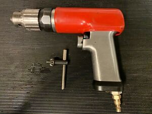 Snap On Pdr5 1 2 Air Drill Free Shipping