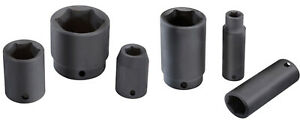Mobarel 3 4 Drive 6 Point Deep Impact Socket Crmo
