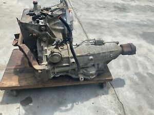 01 02 03 Taurus Sable 3 0 Ax4n 4f50n Col Shift Automatic Transmission 131k