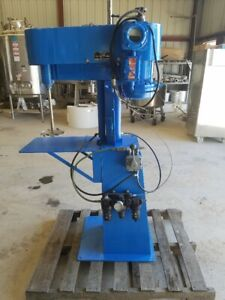 5 Gallon High Speed Disperser By Premier Model D25 Dispersator Explosion Proof