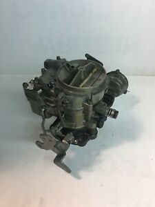 Rochester 2 barrel 7013060 1959 Pontiac 389 Carburetor