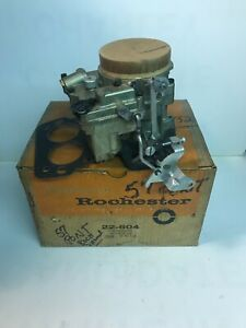 New Rochester 2 barrel 7009832 1957 Pontiac Carburetor