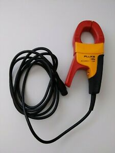 Fluke I400s Ac Current Amp Clamp 400a Bnc For Fluke Oscilloscope