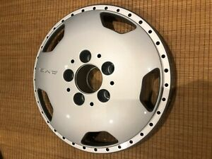 Single Oz Racing 17 Amg Aero 3 Wheel Center 35 Holes Mercedes W126 W124 Sec