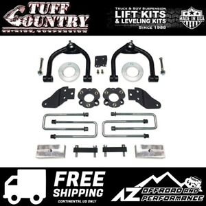 Tuff Country 4 Spacer Block Uca Lift Fits 2016 2019 Nissan Titan Xd 4wd 54051