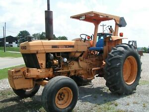 Ford New Holland 6610 Farm Tractor 75 Hp Diesel