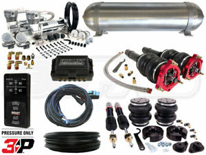 Complete Air Suspension Kit 2018 2019 Honda Accord Level 4 W Air Lift 3p