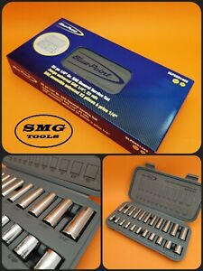 Blue Point 22pc 1 4 Sae Af Imperial Socket Set Inc Vat New As Sold By Snap On