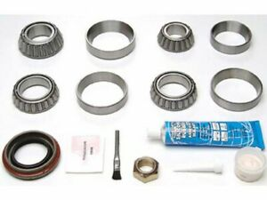 Axle Differential Bearing And Seal Kit For Grand Cherokee Corvette Viper Hk78r8