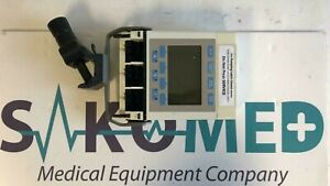 Ivac Medsystem Iii 2860 Infusion Pump With Pole Clamp