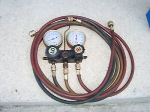 Air Conditioning Ac Hose Fittings Gauges And Etc