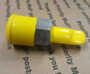 High Pressure 863176 Hose Fitting 2 1 4 316 Stainless Steel 40000 Psi Type M