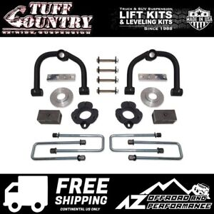 Tuff Country 4 Spacer Block Lift Uca Fits 2004 2015 Nissan Titan 4wd 54060