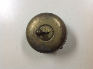 Hubbell Toggle Switch Off On Brass And Bakelite