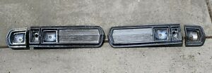 Mopar 1966 Plymouth Sport Fury Complete Tail Light Lamp Set 66