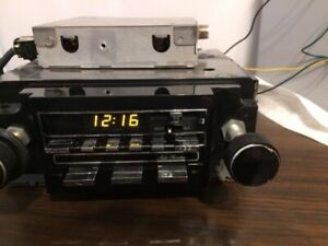 78 88 Gm 2700 Delco Am Fm Etr Stereo Cb Radio Cassette For Corvette And Others
