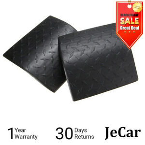 2x Cowl Body Armor Cover Sport Exterior Accessories For Jeep Wrangler Jk 07 17 X