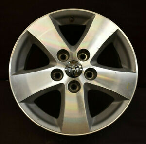 2009 2019 Dodge Grand Caravan Journey Used Oem Wheel 17x6 5 Rim 17 Machined
