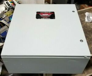 New Hoffman Wall Mount Electrical Enclosure 24 X 24 X 10 Csd242410