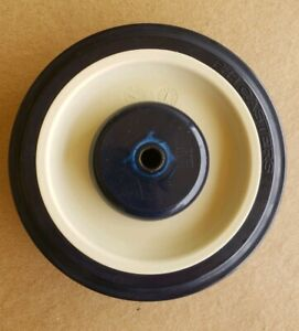 P H 5 Inch Poly Caster Wheels