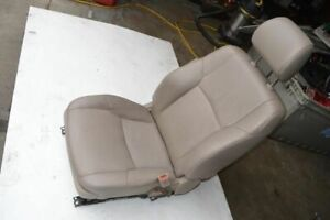 2003 Toyota 4runner Right Passenger Front Seat Power Tan Leather