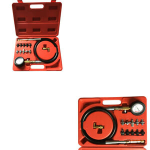 Automotive Engine Oil Pressure Tester Tool Low Oil Warning Devices Set Us Store