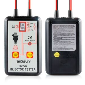 Us Fuel Injector Tester Fuel Injector 4 Pluse Modes Tester Fuel System Scan Tool
