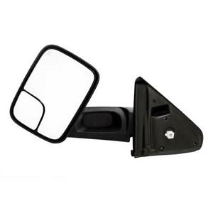 For 02 08 Dodge Ram 1500 2500 3500 Tow Power Heated Driver Side View Mirror