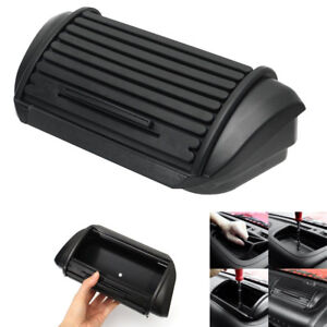 Abs Dashboard Console Storage Box Holder For Jeep Wrangler Unlimited Jk 12 17
