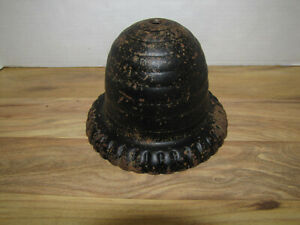 Antique Bee Hive String Holder Cast Iron General Store Mercantile Country Store