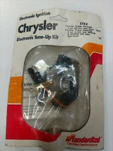 1972 1978 Chrysler Dodge Plymouth 8 Cylinder Electronic Ignition Tune Up Kit
