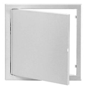 Metal Access Door Access Panel Stainless Steel Opening Flap 12x16 Inch