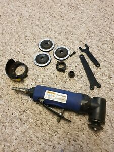 Blue Point At215 2 Air Angle Grinder
