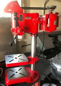 Atlas Drill Press Model 1020 Includes What You See In Pics Works Perfectly
