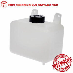 New Radiator Coolant Universal Reservoir Bottle Overflow Tank 603 001