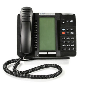 Mitel 5320e Backlit Ip Voip Poe Lcd Office Phone 50006634 W handset
