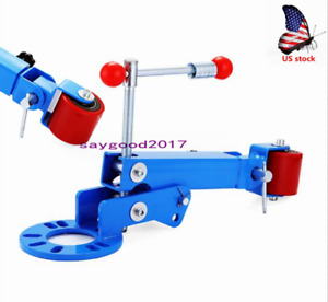 Auto Body Fender Roller Tool Lip Rolling Shop Wheel Arch Rolling Extending Tools