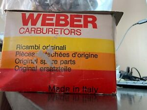 Mga Mgb Rare Find New Original Weber 32 36 Dfav Carburetor Part 22680 070