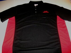 Coca Cola Bottling Company Consolidated Embroidered Golf Polo Shirt New! XXL 2X