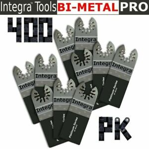 400pk 1 3 8 Wood Oscillating Multi Tool Saw Blades Fit Fein Makita Dremel Bosch