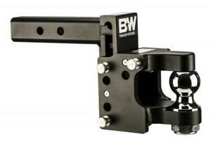 B W Trailer Hitches Tow Stow 2 5 16 Ball Pintle Combo Ts10056