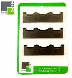 New Moulding Knives Kit Of 3 Casing Molding 3 50 Woodmaster Compatible 1039