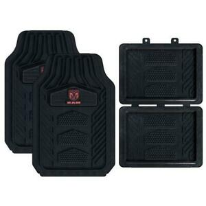 Dodge Ram Factory Style Truck Suv Car Heavy Duty Rubber Floor Mat 4pc Set New